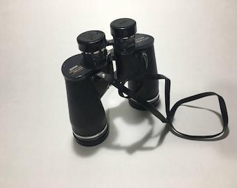 Jason Statesman Model No. 182 Binoculars, Fully Coates Optics, 7X50