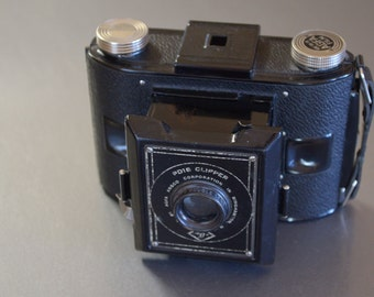 Vintage 1940's Ansco PD16 Clipper Camera