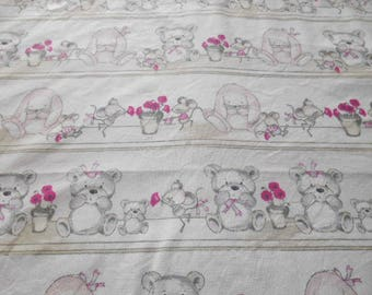 summer - 110 cm - lightweight all cotton fabric