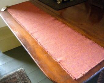 Harris Tweed Table Runner