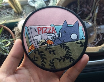 Pizza Lover Patch