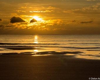 Sunrise in Florida print