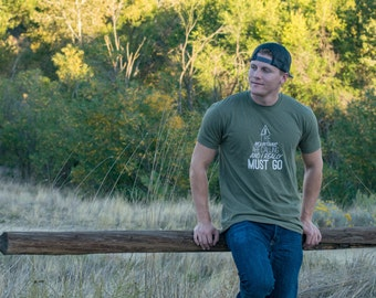 Mountain Outdoor Mens Tshirt