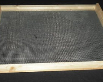 8-frame beekeeping bee hive  Ventilated Inner Cover