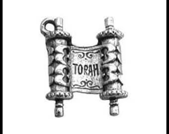 Torah Charm