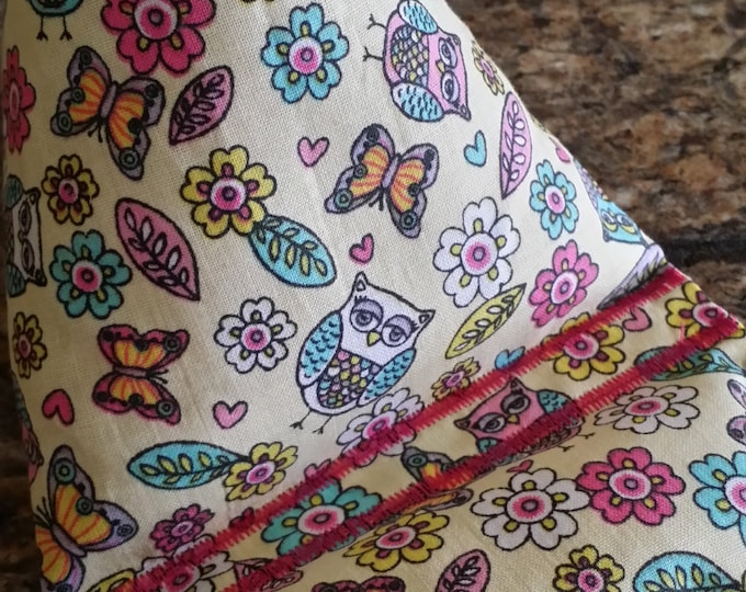 Gadget Bags-Whimsical Collection (Who Owl n' Floral)