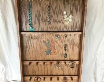Custom Jewelry Board