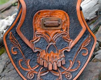 Pirates Skull Pouch