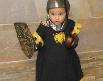 Boys Knight Tunic Renaissance Medieval Costume