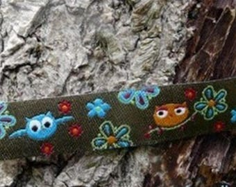 Birds Farbenmix Ribbon Ribbon