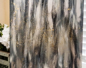 Textured abstract painting / art on canvas / contemporary abstract art / contemporary / wall art / original / abstract canvas art