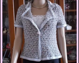 Jacket with Anny Blatt Pierce T 38/40