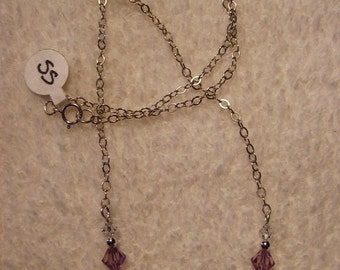 Necklace Sterling Silver Celtic Heart 4