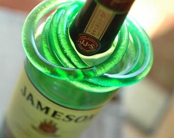 Jameson Whiskey Irlandais bracelet | Upcycled verre bouteille Bracelet