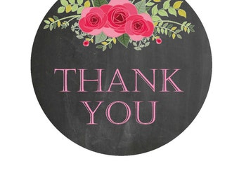 Thank You Stickers Thank You Labels Favor Stickers round Labels Sticker Wedding Favor Special Day So Sweet Labels Custom Round Stickers