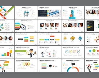 Pepo Pitch Deck Powerpoint Template