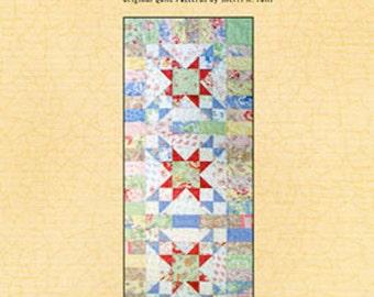 This & That Spring Garden Table Runner Quilt Pattern