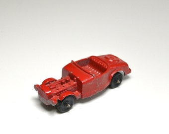 Vintage Tootsietoy Cars, 1960s Collectible Toys, Metal Cars, Vintage Metal Toys, Tootsietoy Model B, Hotrod