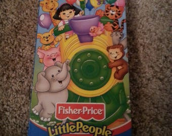 little people vhs movie