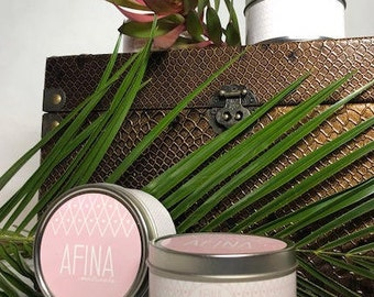 Natural Soy Candles, Hand Poured Soy Candles, Soy Candle Tin, Scented Soy Candles, Handmade Candles, Candles, Container Candles, Mystic Love
