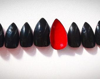 Red, power bottom.