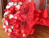 Valentine Bridal Button B...