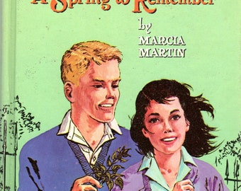 Donna Parker A Spring To Remember (Whitman)
