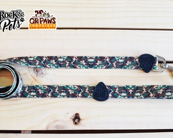Personalized Leash Design This Is War