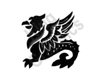 Dragon - Machine Embroidery Design
