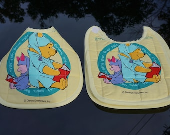 Winnie the Pooh Super Absorbent Triple Layer Bib/Bavettes bébé super absorbantes, triple couches