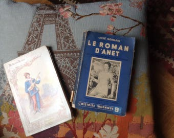 Vintage French book