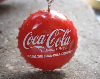 Coca Cola Key Chain