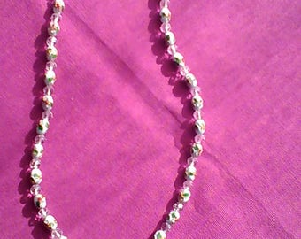 Purity series necklace combines N 8
