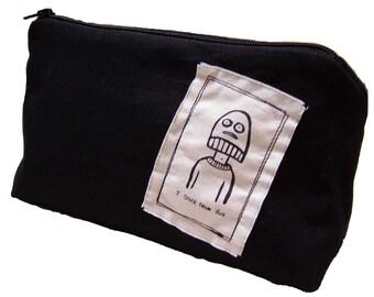 Large Cosmetic Bag - Hooligan