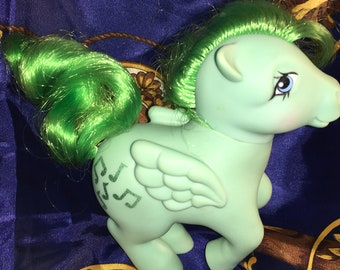 Vintage My Little Pony Melody Pegasus
