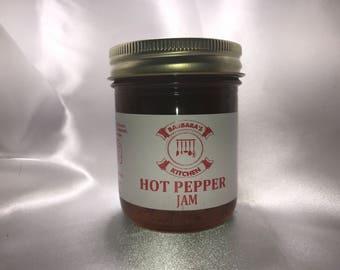 Hot Pepper Jam