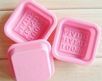 Hand made mold silicone mould