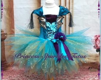 Uma inspired Tutu Dress