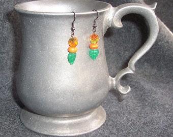 World of Warcraft Jewelry - Earrings - Hallow's End - Halloween - WoW - Bonus Gift Box