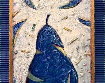 THE BLUE PEAR.....