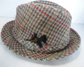 Vintage Wool Hat by Midway