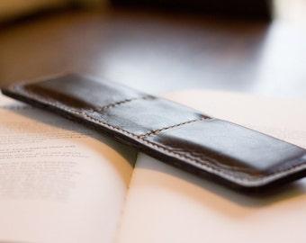 Leather Book Bone