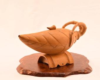 Teapot with an unique shape