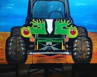 Monster Truck Jam Prints