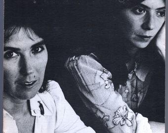 Kate and Anna McGarrigle - Self-titled (1975) Vinyl LP; Kate & Anna