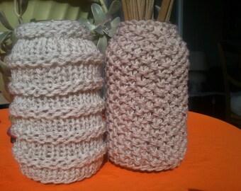 Planter, vase, jar knit