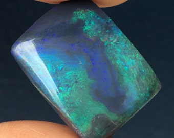 25.05ct Landscape Picture Opal from Australia