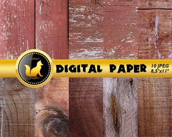Old Wood Background,Rustic Wood Digital Paper,Distressed Wood Scrapbook Paper,Wood,Printable Wood Background,digital paper,scrapbook paper