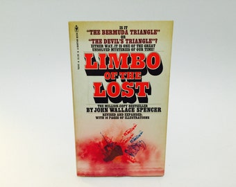 Vintage Book Limbo of the Lost by John Wallace Spencer 1974 Paperback