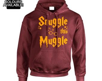 Harry Potter Hoody | Jumper | Hoodie | Muggle